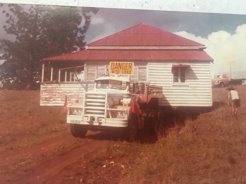 Eeel ck Gympie - widgee 1983